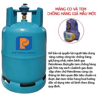 Giới thiệu Gas petrolimex