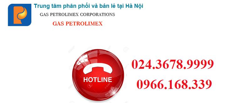 Cửa hàng gas uy tín khu Hà Đông Petrolimex